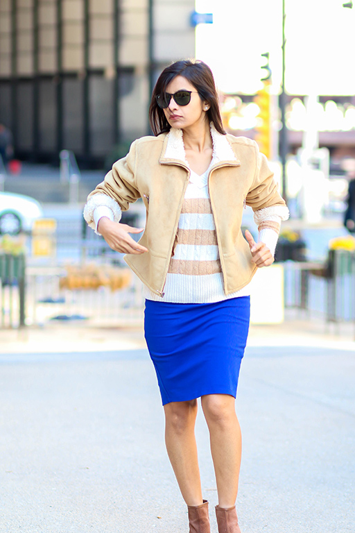 Neutrals With Pop Of Color