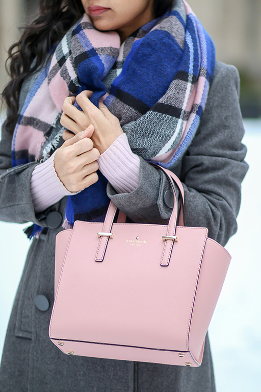 This Blanket Scarf And Kate Spade Bag Are My Christmas Gifts I Love The Colors Of Is A Great Quality Size Perfect