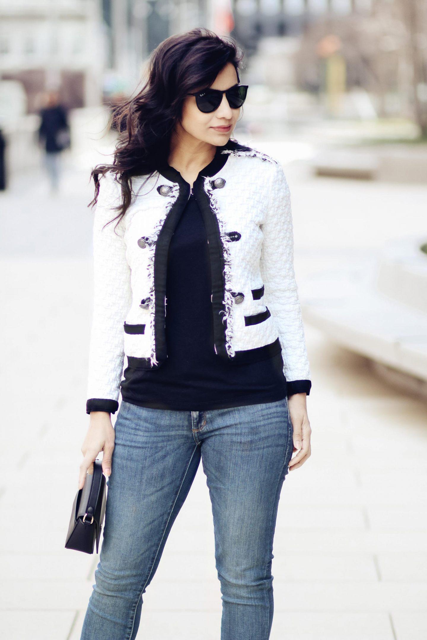 Chanel Style Jacket U2013 Styleroundtheclock